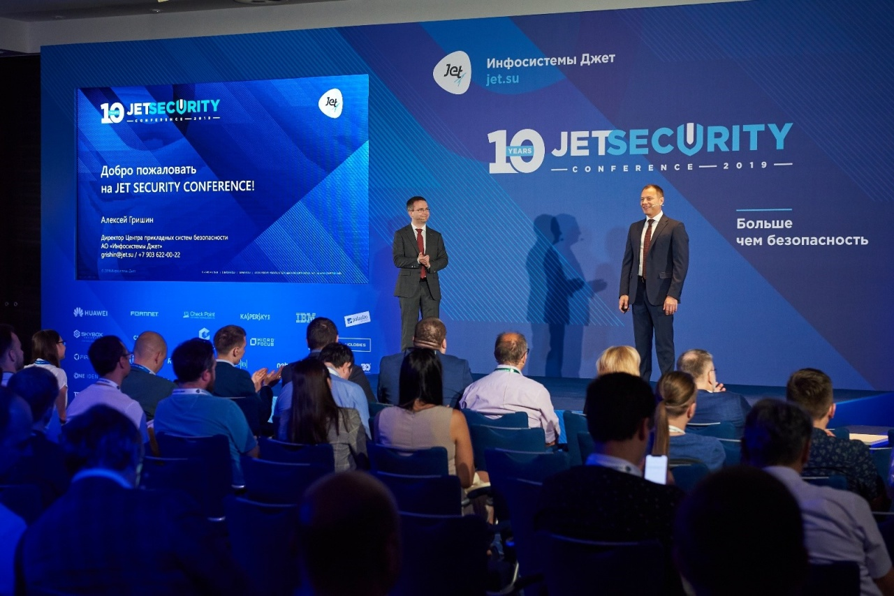 Jet Security Conference 2019
